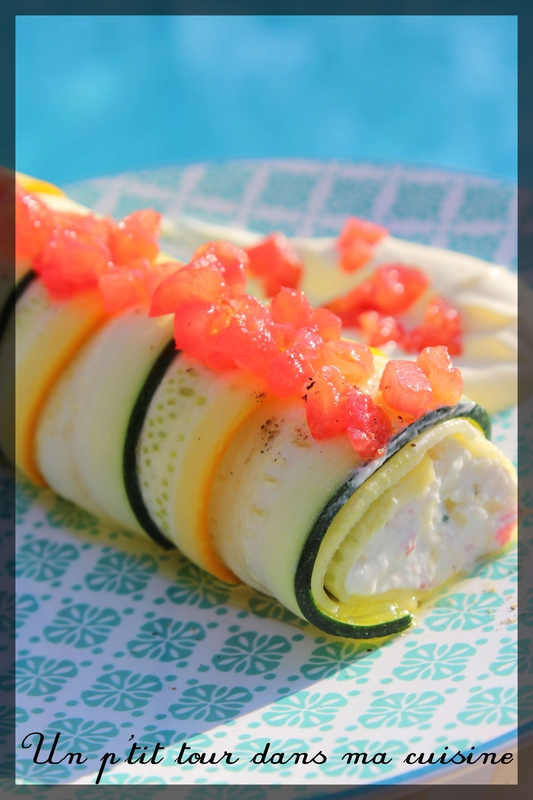 Rouleaux courgettes crabe3