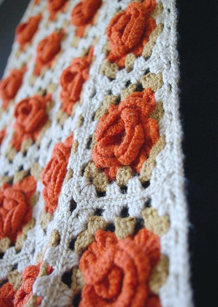 fleurs au crochet 4