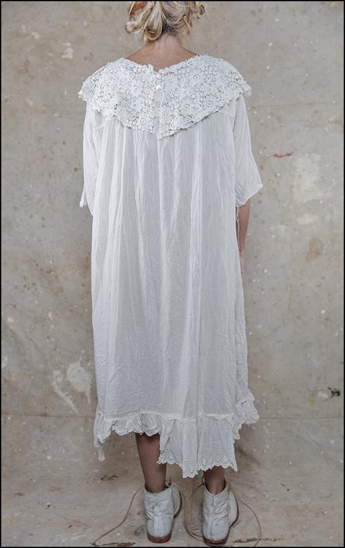 Iris Dress 242 Ivory