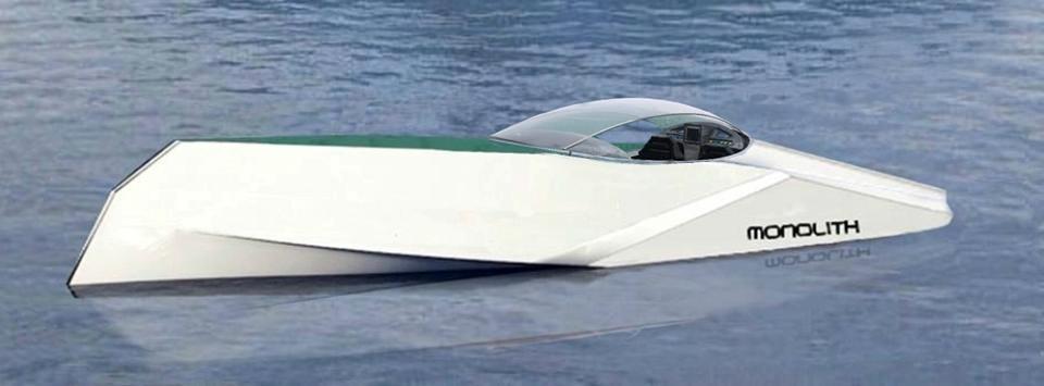 monolith boat