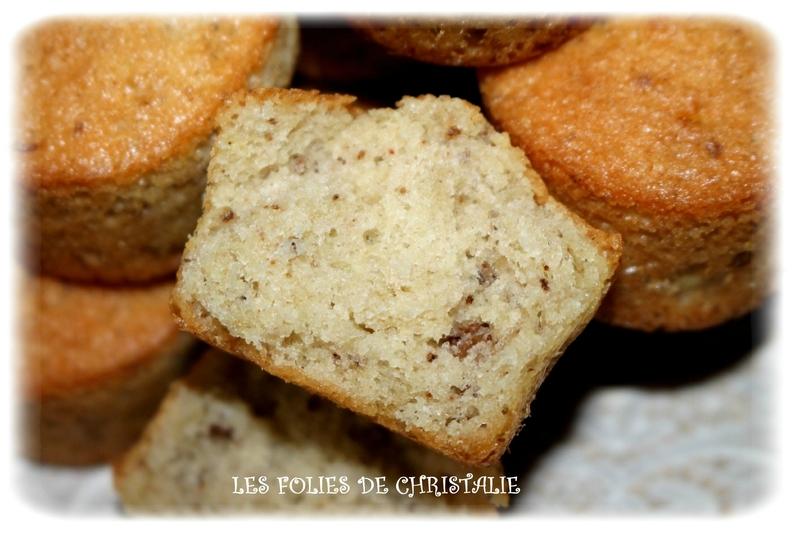 Cupcakes noix 9