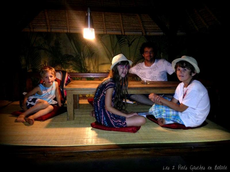 manger à l'indonésienne