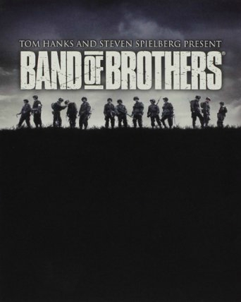 Band of Brothers Affiche