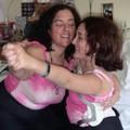 pour l'anniversaire de maman, je danse