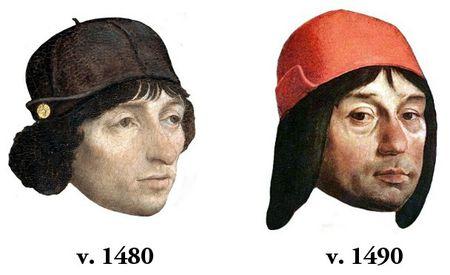 Le bonnet rebrassé
