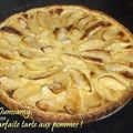 Ma parfaite tarte aux pommes !