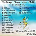 J'ai participé au challenge photos instagram juin 2015 des