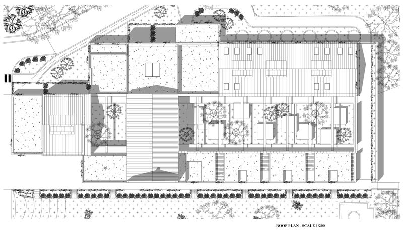 Plan de toiture architecte dplg emter marie laure for Plan toiture maison