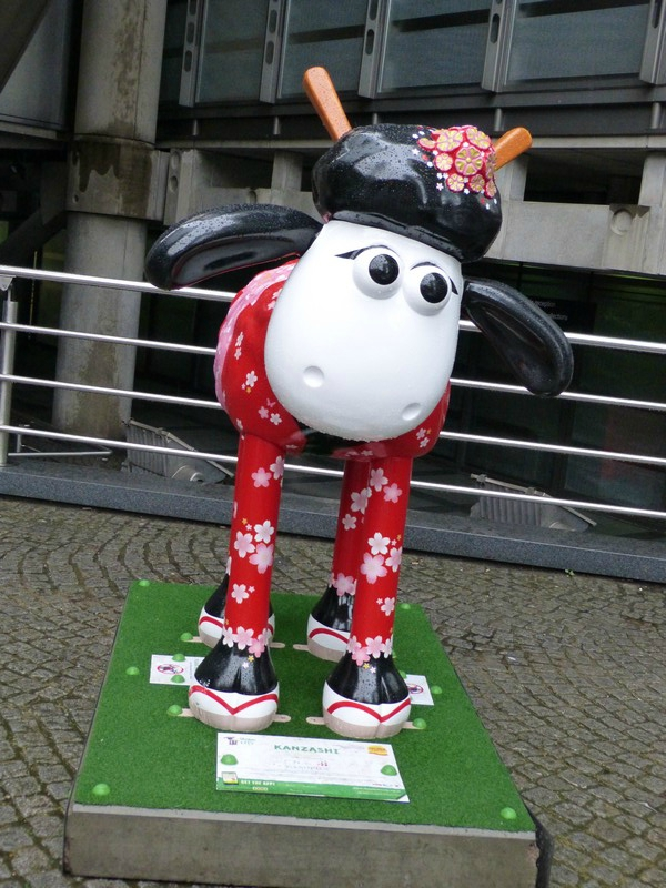 shaun the sheep au japon