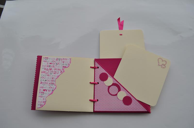 album fushia crème 004