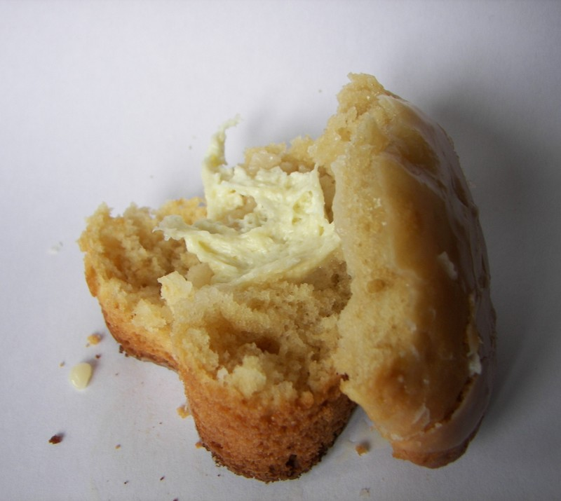 Muffins au fromage blanc