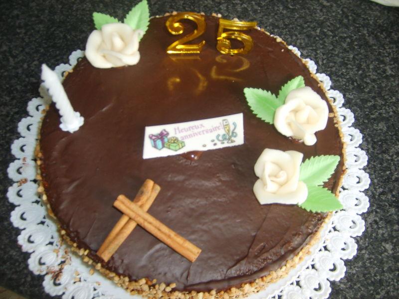Gateau mousse au chocolat une fourmi dans la cuisine - Fourmis dans la cuisine ...