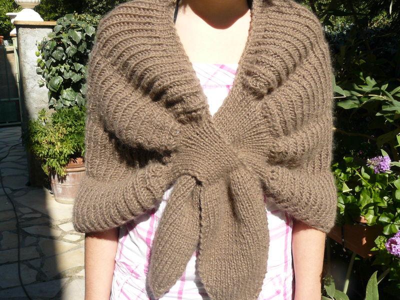 comment tricoter liseuse
