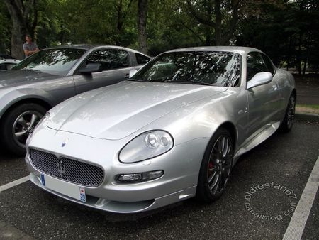 Maserati gransport V8 2004 a 2007 Rencard de Haguenau 1