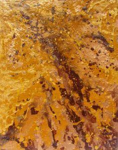 Peinture abstraite 18 40X51 cm 3D