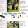 2 de mes photos 'jardin' dites par Nouvelles Images