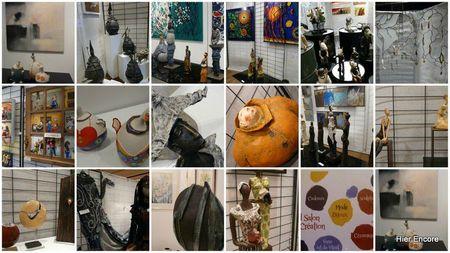 Expo Art et Création Bouchain Nov 2011