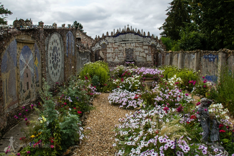 The+garden+of+Maison+Picassiette