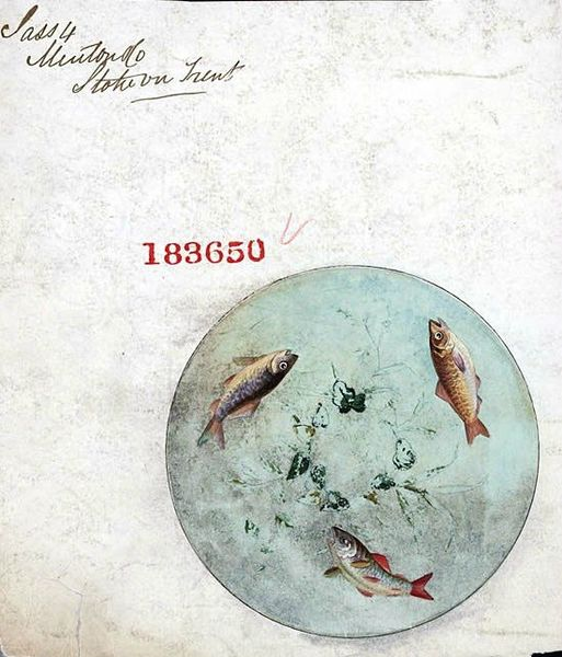 1 design-decorativel-minton-fish-plate-design