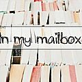 In my mailbox # 118
