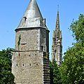 Le château de josselin -56 - morbihan