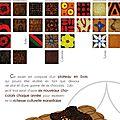 kakémono salon du chocolat-cathleen kotté