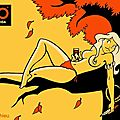 Pin-Up Obo - Octobre