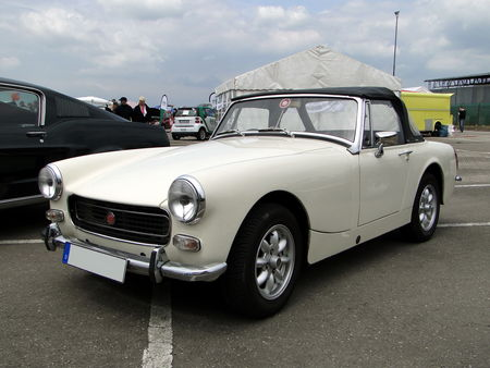 MG Midget Roadster 1961 1979 Motoren und Power Lahr 2010 1