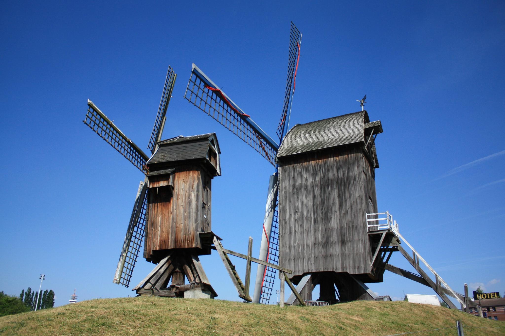 Les moulins de villeneuve d 39 ascq l photos du nord pas de calais for Comhoraire la poste villeneuve d ascq