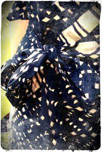 robe kimono de céline 1