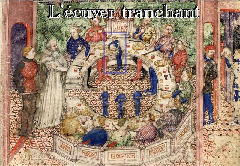L 39 cuyer tranchant et les chevaliers de la table ronde - Chevaliers de la table ronde paroles ...