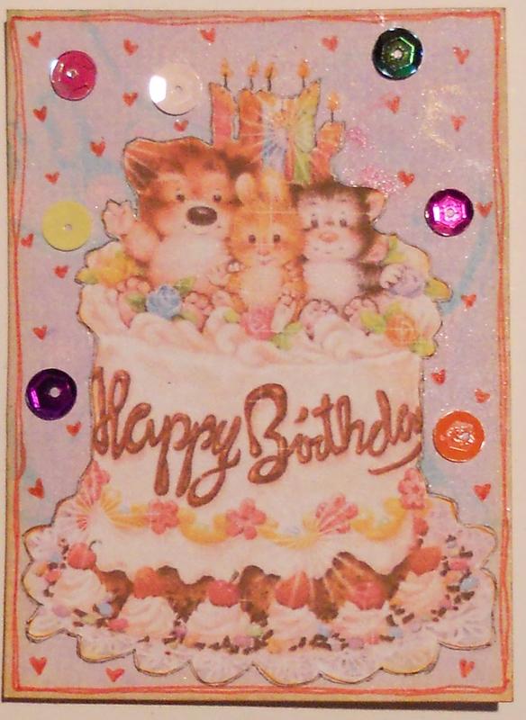 atc 2373-série 17-originale-happy birthday-anniv-jeanne-marie