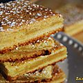 Daring baker's january 2014 - baumkuchen - german layered cake-