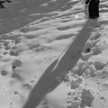 Meconnaissable...une ladakhie qui descend de la montagne?