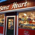 Le magasin de bonbons...