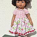 Tuto n° 23 - une 2ème version de la robe tricot-couture