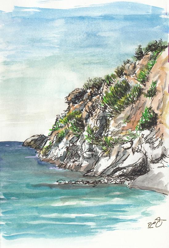 Forio-plage San Francesco