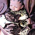 bébé reborn ethnique indien 054