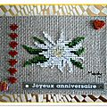 292 Edelweiss pour Arlette