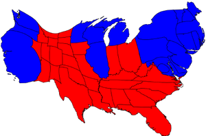 3_2004_electoralcollege_cartogram