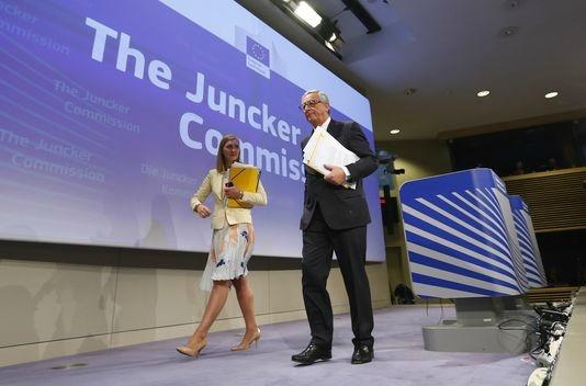Commission Juncker