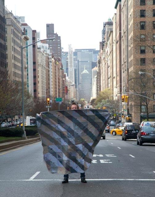 Heureux qui comme Brandon à New York !