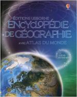 Encyclopédie de géographie couv