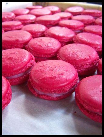 macaronsframboises