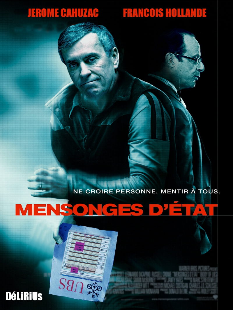 Mensonges d'Etat DLiRiUs