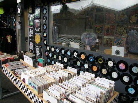 boutique vinyl