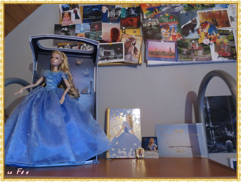 collection cendrillon