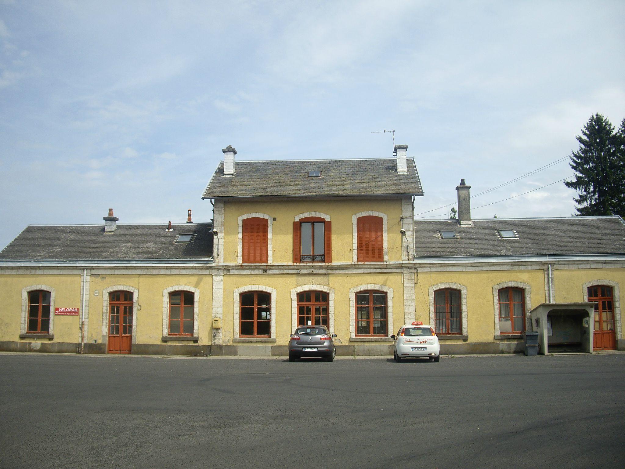 Mauriac (Cantal - 15)