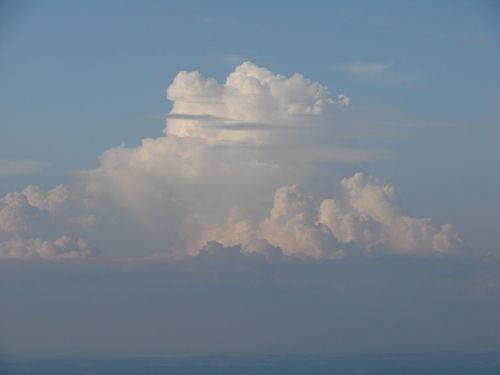 2008 06 09 Formatiion de Cumulus Congestus