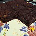 Brownies chocolat - caramel beurre sale